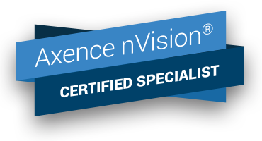 Axence nVision Certificeted specialist