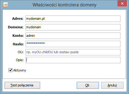 Dataguard_ActiveDirectory_PL