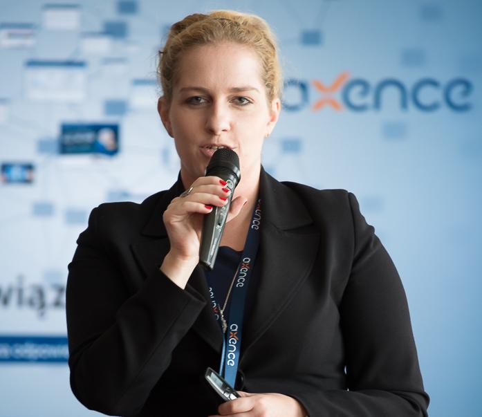 Axence: Magdalena Wąsik