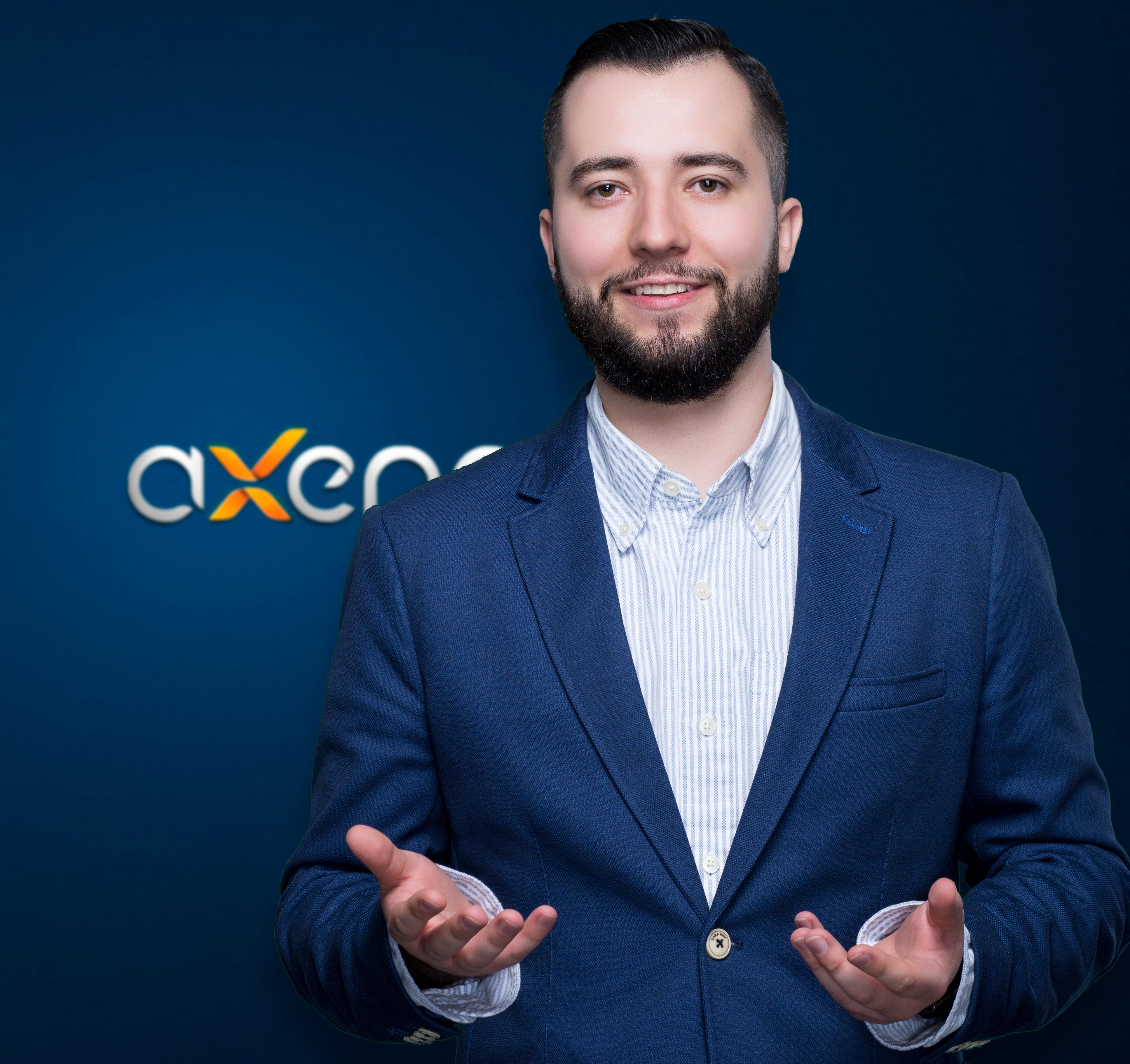 Marcin Matuszewski - Axence Technical Support Engineer