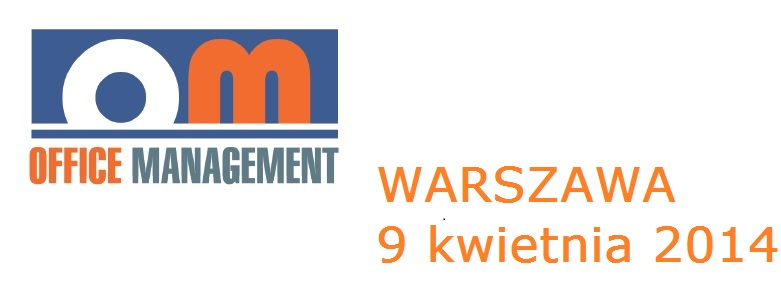 Logo konferencji Office Management