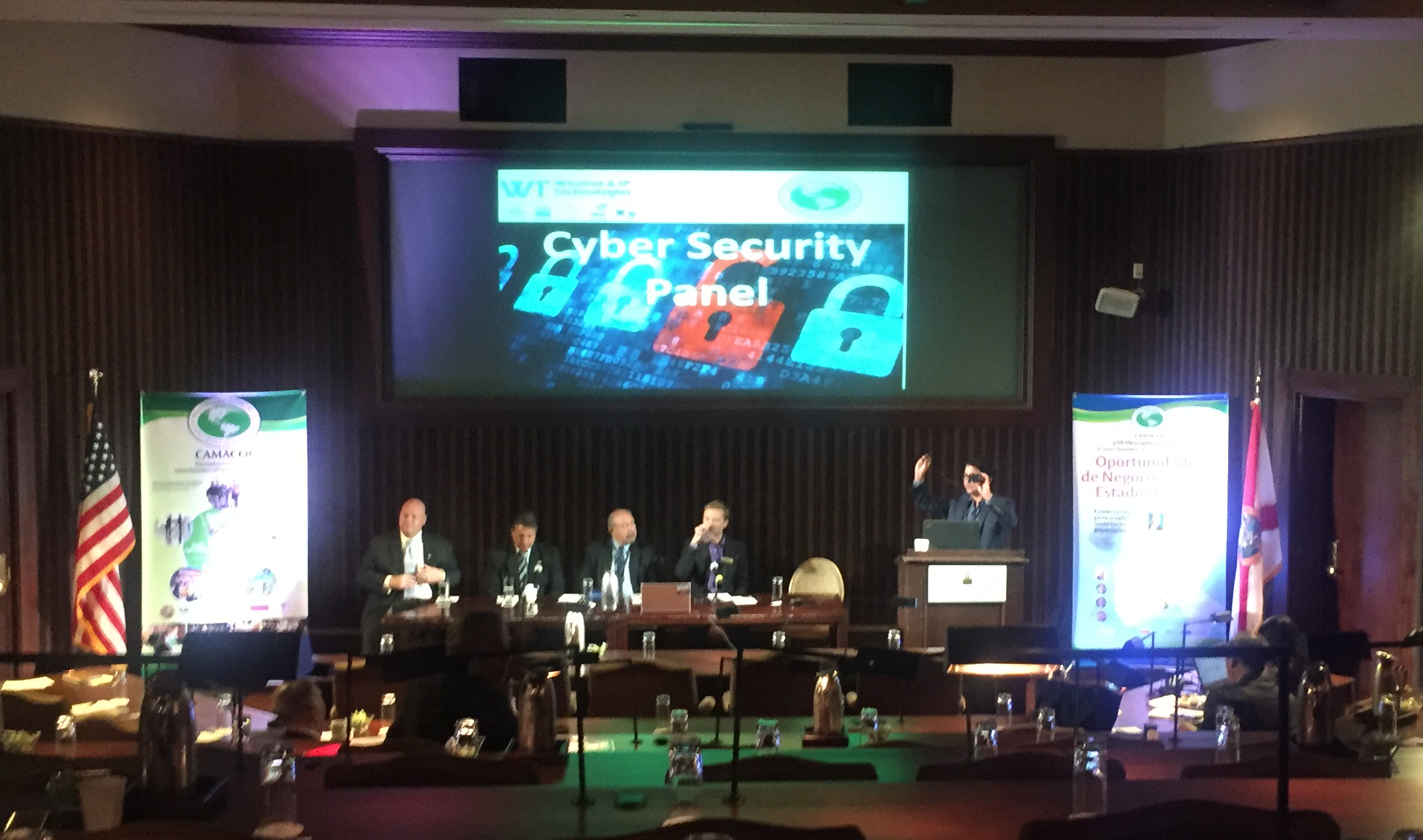 Axence - CAMACOL Cyber Security Panel