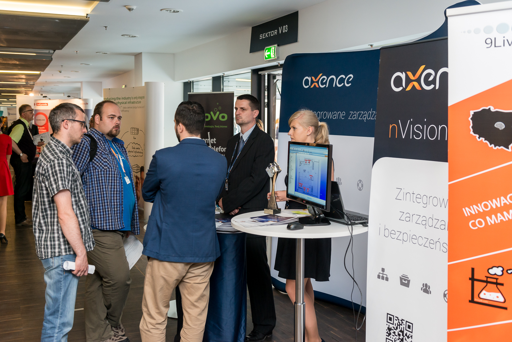 Axence: IT FUTURE EXPO 2015
